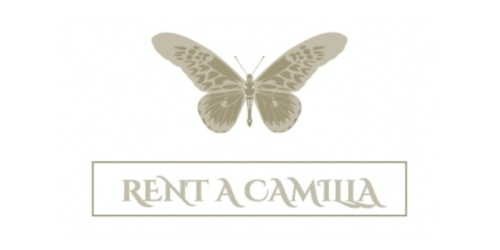 Rent a Camilla coupon