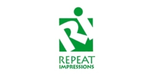 Repeat Impressions coupon