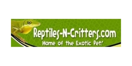 Reptiles N Critters coupon