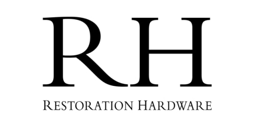 Restoration Hardware coupon
