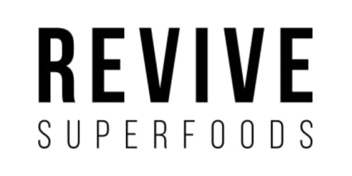 Revive Superfoods coupon