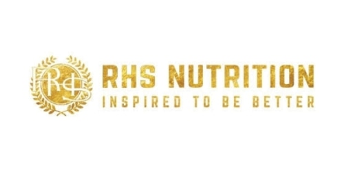 RHS NUTRITION coupon