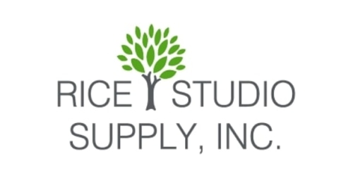 Rice Studio Supply coupon