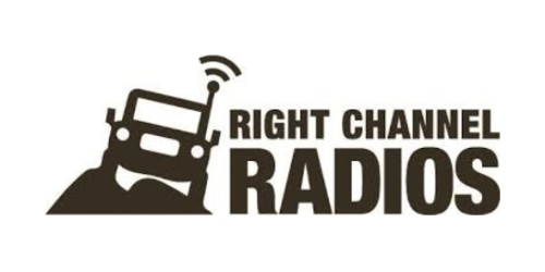 Right Channel Radios coupon