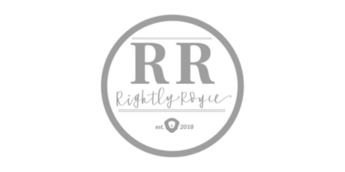 Rightly Royce coupon