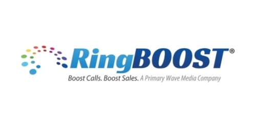 RingBoost coupon