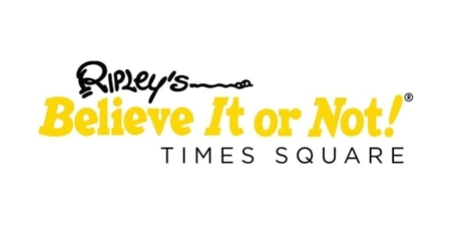 Ripleys Believe It or Not coupon