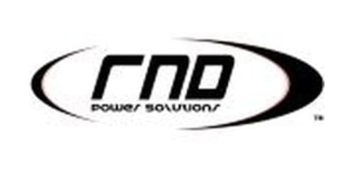 RND Power Solutions coupon