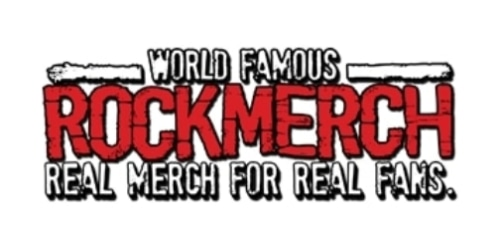 Rock Merch coupon