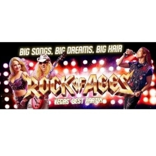 Rock of Ages Vegas