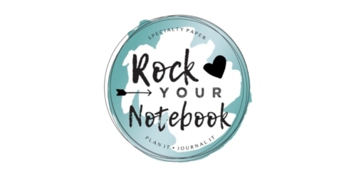 Rock Your Notebook coupon