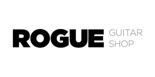 Rogue Guitar Shop coupon