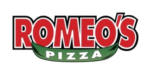 Romeo's Pizza coupon