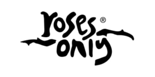Roses Only coupon