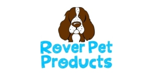 Rover Pet Products coupon