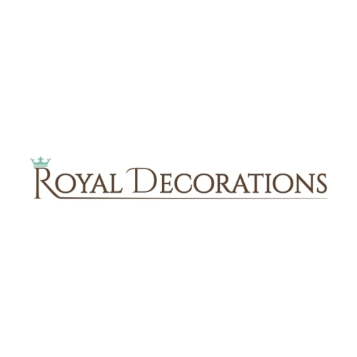 Royal Decorations