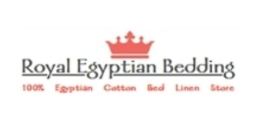 Royal Egyptian Bedding coupon