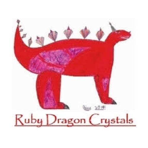 Ruby Dragon Crystals