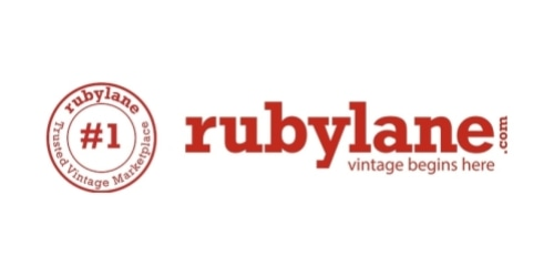 Ruby Lane coupon