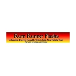 Rum Runner Flasks