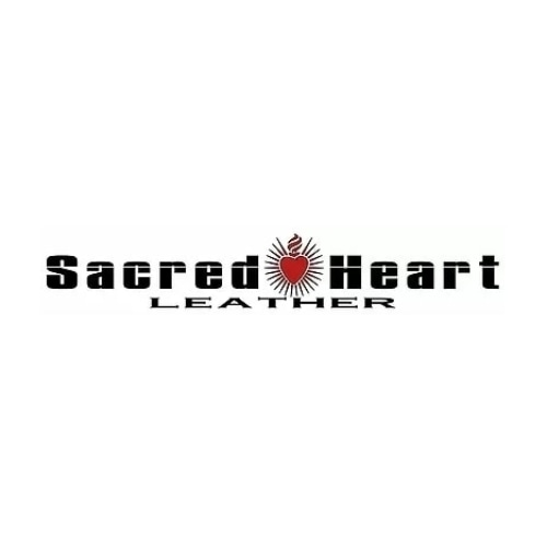 Sacred Heart Leather