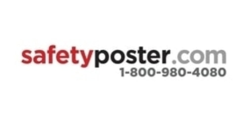 SafetyPoster coupon
