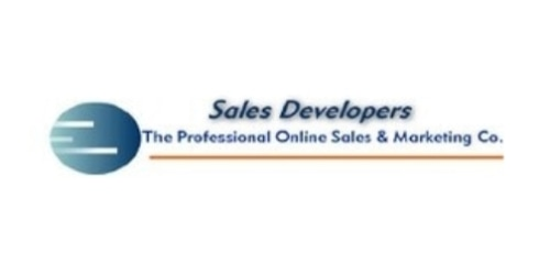 Sales Developers coupon