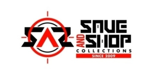 Save and Shop Collections coupon