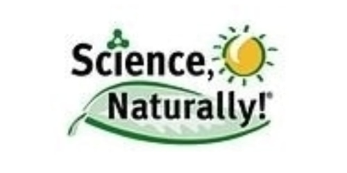 Science Naturally coupon