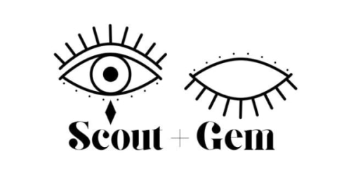 Scout and Gem coupon