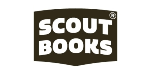 Scout Books coupon