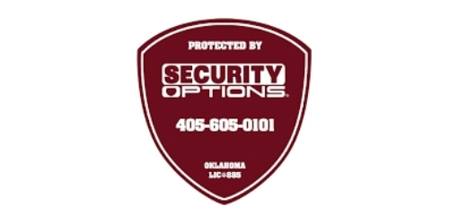 Security Options coupon