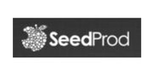 SeedProd coupon