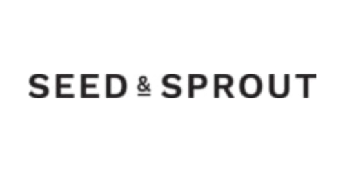 Seed & Sprout coupon