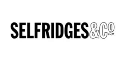 Selfridges coupon