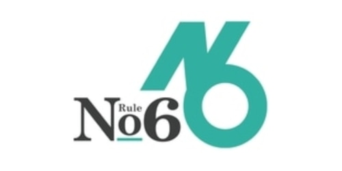 Rule No. 6 coupon