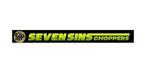 Seven Sins Choppers coupon