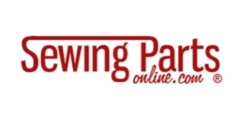Sewing Parts Online coupon