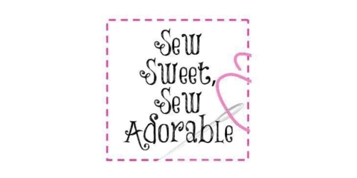 Sew Sweet, Sew Adorable coupon