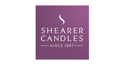Shearer Candles coupon