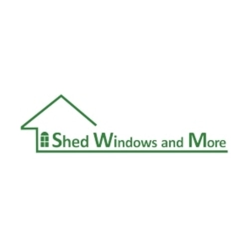 Shed Windows and More