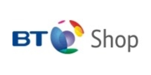 BT Shop coupons