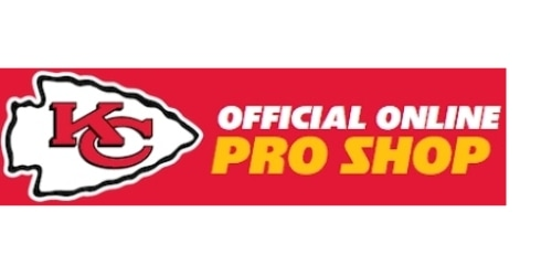 KC Chiefs Pro Shop coupons