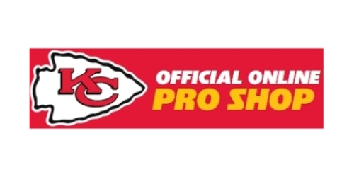 KC Chiefs Pro Shop coupon