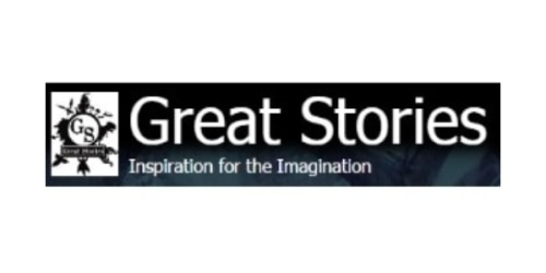 Great Stories Discount Codes 25 Off In Nov 2020 Save 100