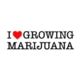 I Love Growing Marijuana