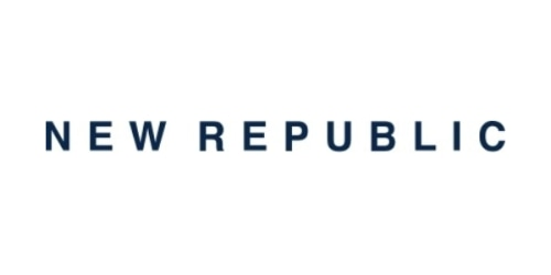 New Republic coupon