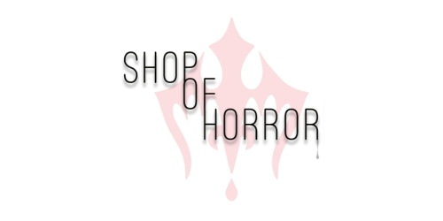 Shop of Horror coupon