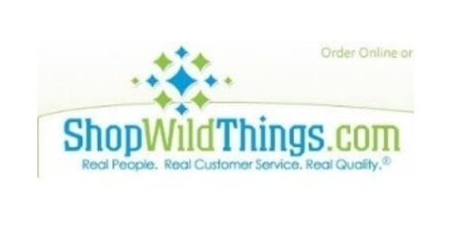ShopWildThings coupon