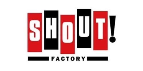 Shout! Factory coupon